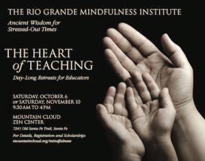 Heart of Teaching Mindfulness Retreat