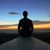sitting, meditation