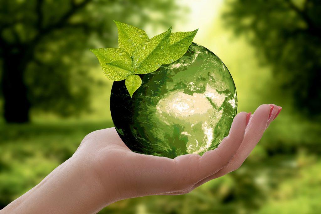 living inside earth