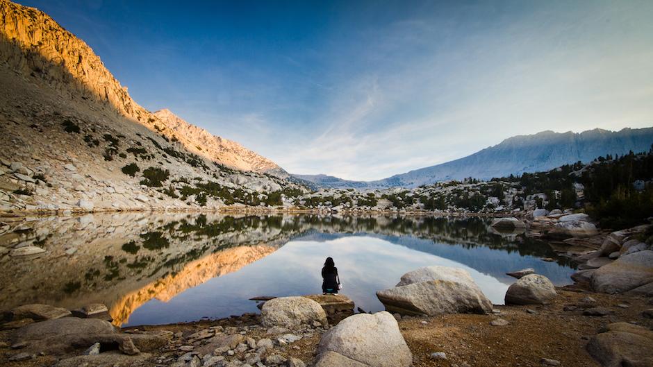 mindfulness keenly observe
