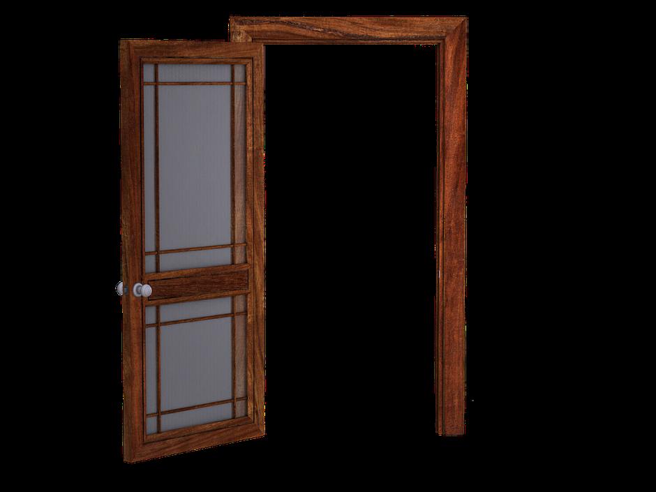 door to emptiness