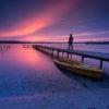 sunset right view not far away shukman