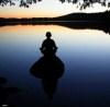 sitting awakened-ness shukman