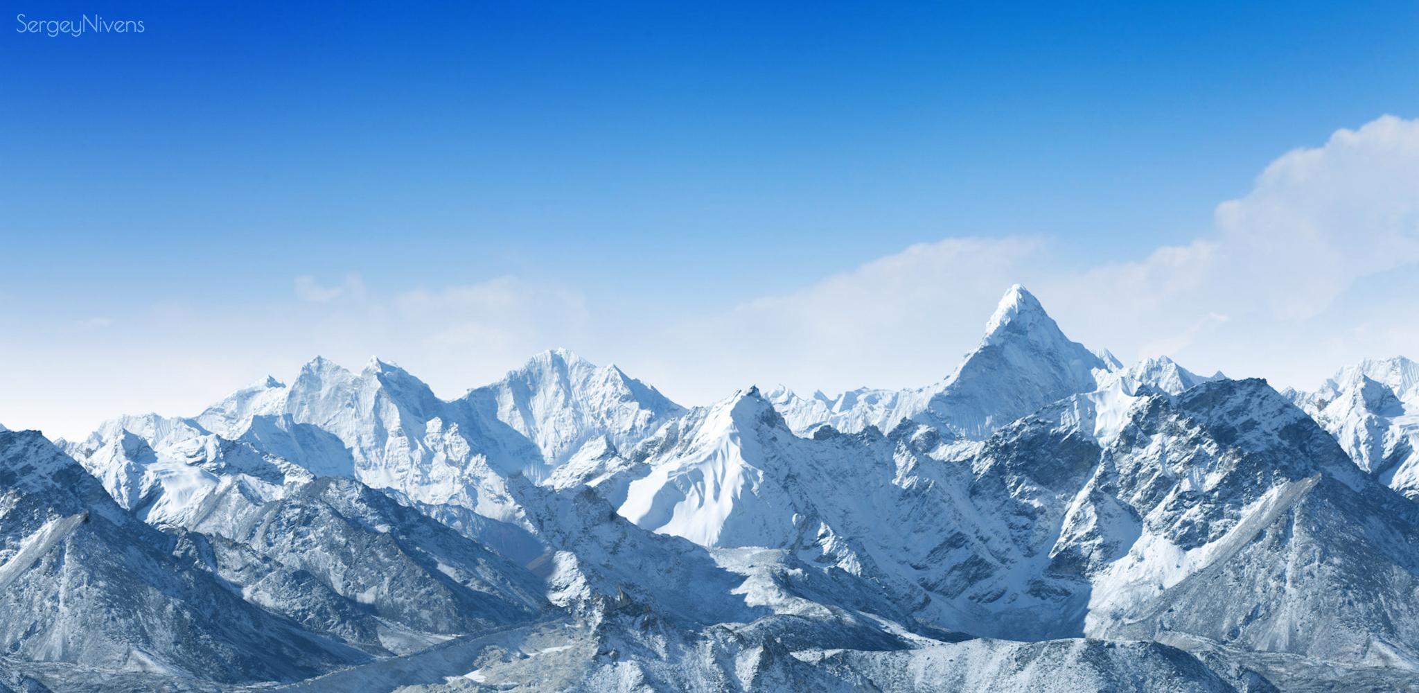 mountains snow meneses