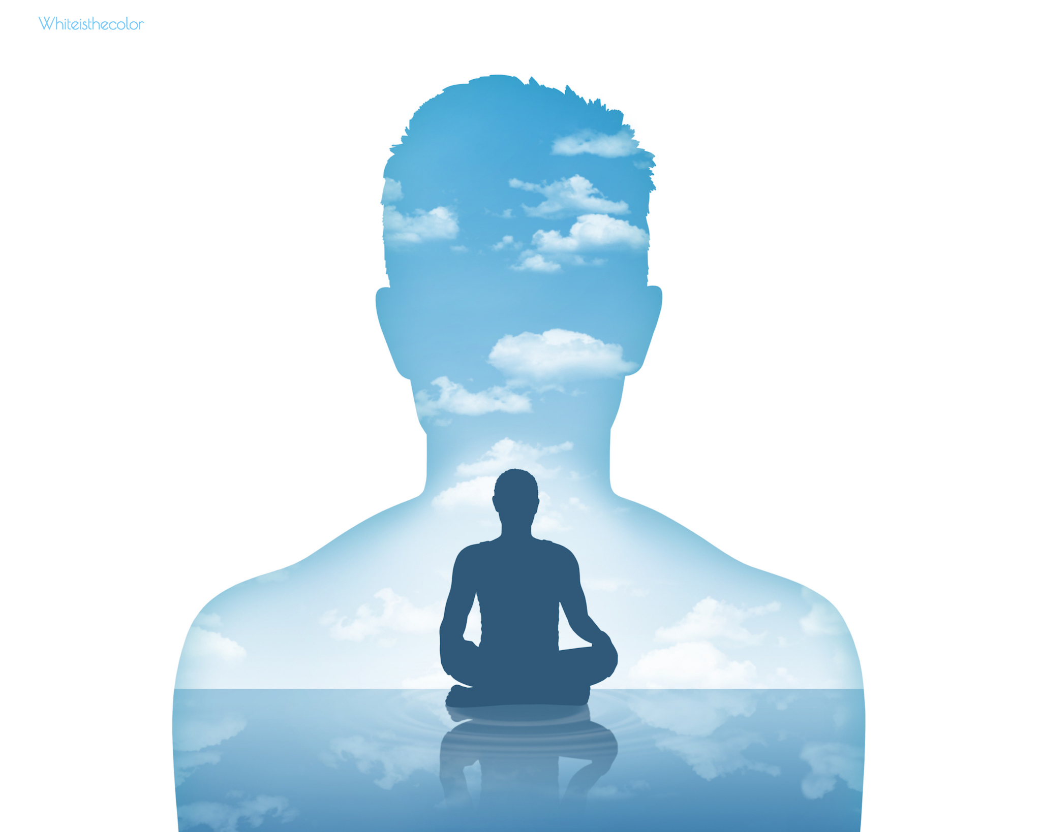 meditation sitting rosario